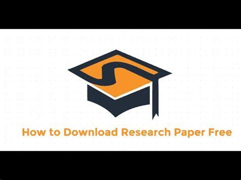 Wisdom download research paper